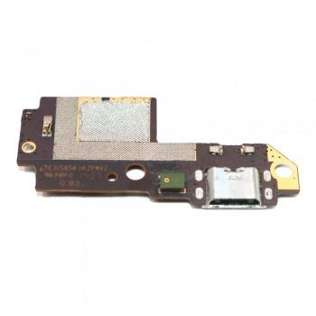Нижняя плата Lenovo Vibe X2 с разъемом зарядки и микрофоном