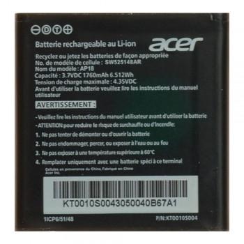 Аккумулятор Acer AP18 (1760 mAh)