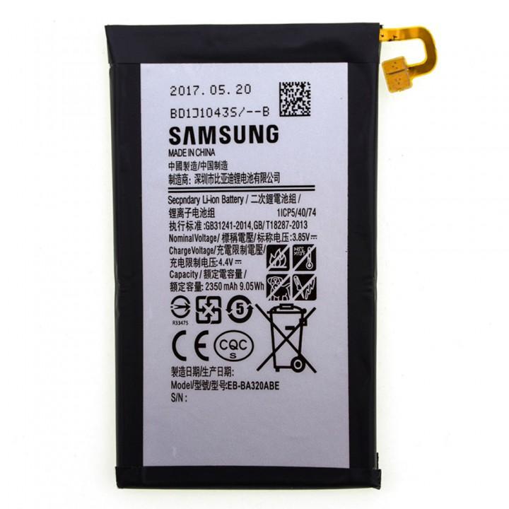 Аккумулятор EB-BA320ABE для Samsung A320 Galaxy A3 (2017) (2350 mAh)