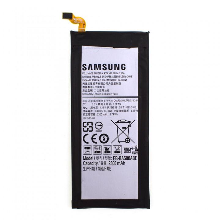 Аккумулятор EB-BA500ABE для Samsung A500 Galaxy A5 (2015) (2300 mAh)