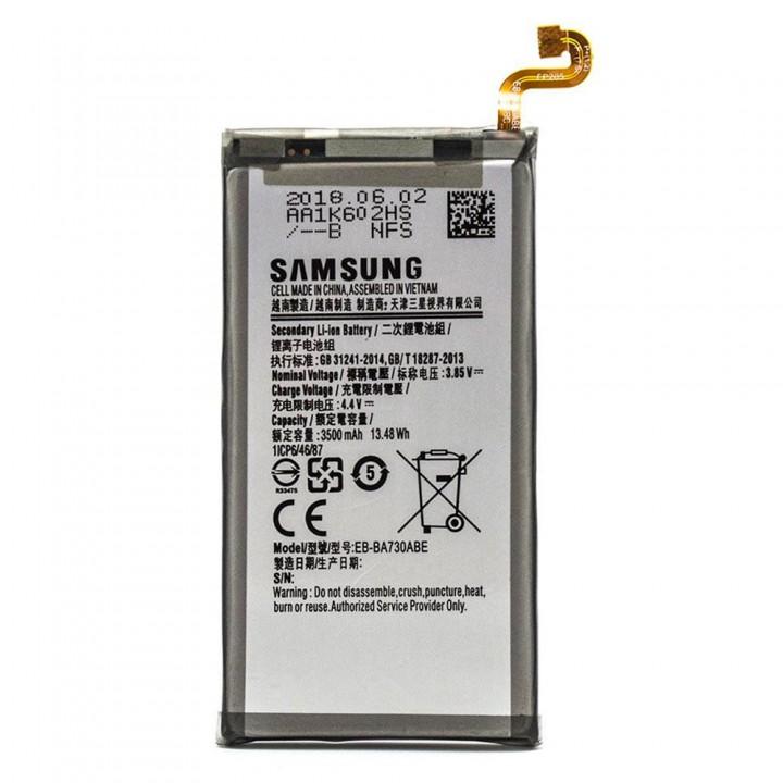 Аккумулятор EB-BA730ABE для Samsung A730 Galaxy A8 Plus (2018) (3500 mAh)