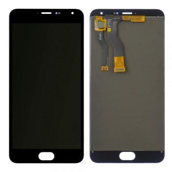 Дисплей Meizu M1 Metal с тачскрином (Black)