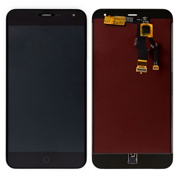 Дисплей Meizu M1 с тачскрином (Black)