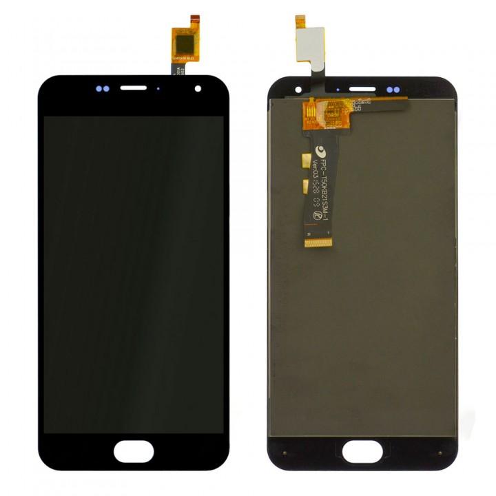 Дисплей Meizu M2 / M2 mini (M578) с тачскрином (Black)