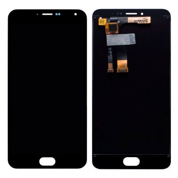 Дисплей Meizu M2 Note (M571) с тачскрином (Black)