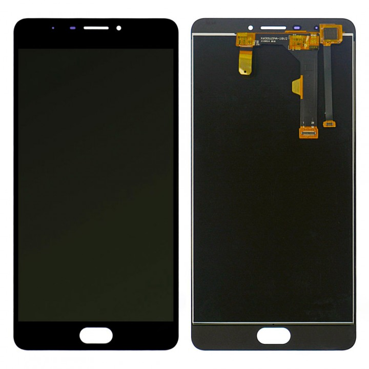 Дисплей Meizu M3 Max (S685) с тачскрином (Black)