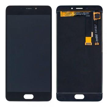Дисплей Meizu M3E / M1E с тачскрином (Black)