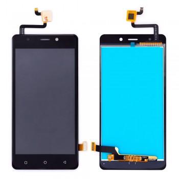 Дисплей Blackview A8 с тачскрином (Black)