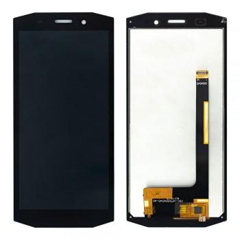Дисплей Blackview BV5800 / BV5800 Pro с тачскрином (Black)