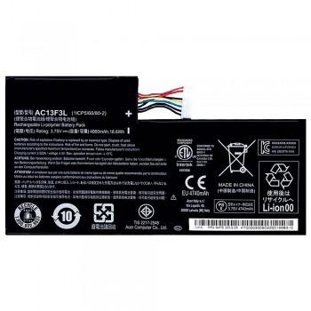 Аккумулятор Acer AC13F3L для Acer Iconia Tab A1-810 (4960 mAh)