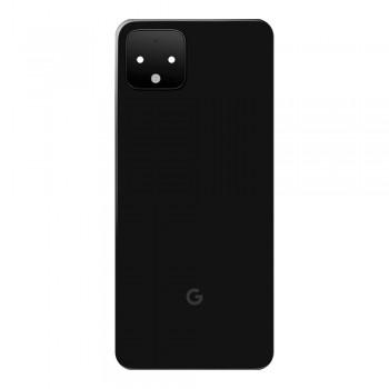 Задняя крышка для Google Pixel 4 XL (Black) (Original PRC)
