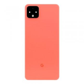 Задняя крышка для Google Pixel 4 XL (Orange) (Original PRC)