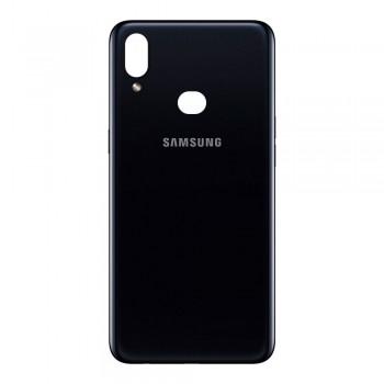 Задняя крышка для Samsung A107 Galaxy A10s (2019) (Black)