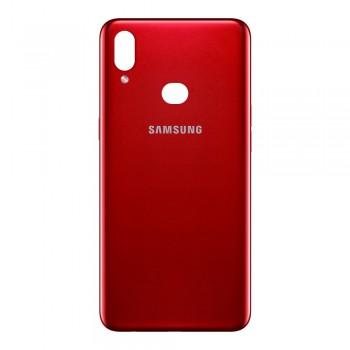 Задняя крышка для Samsung A107 Galaxy A10s (2019) (Red)