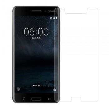 Защитное стекло Tempered Glass 2.5D для Nokia 6 (2017)