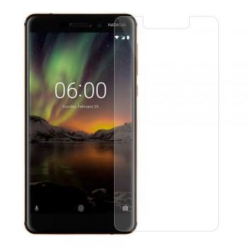 Защитное стекло Tempered Glass 2.5D для Nokia 6.1 (2018)
