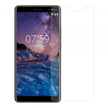 Защитное стекло Tempered Glass 2.5D для Nokia 7 Plus (2018)