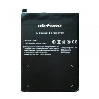 Аккумулятор Assistant AS-5432 / Ulefone U007 (2200 mAh)