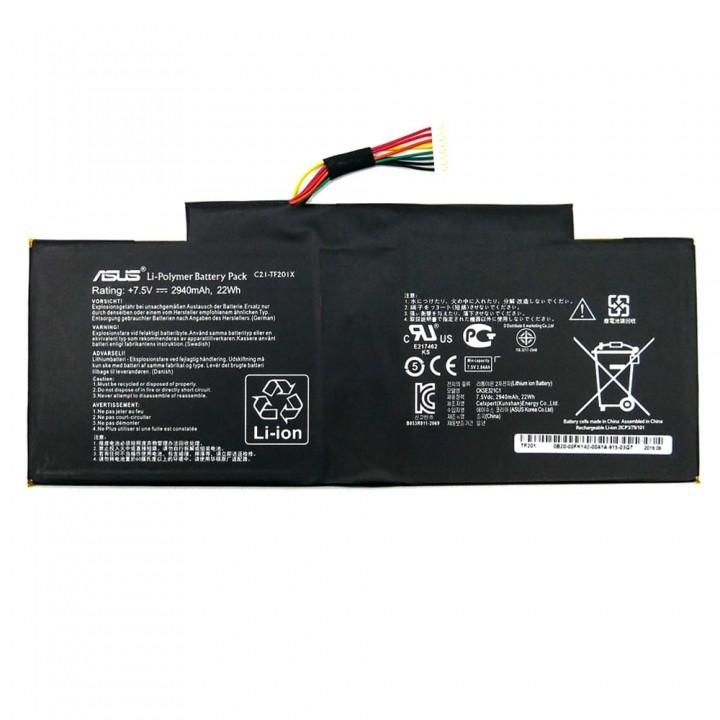 Аккумулятор Asus C21-TF201X / TF2PTC3 (2940 mAh)