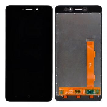 Дисплей TP-Link Neffos X1 с тачскрином (Black)