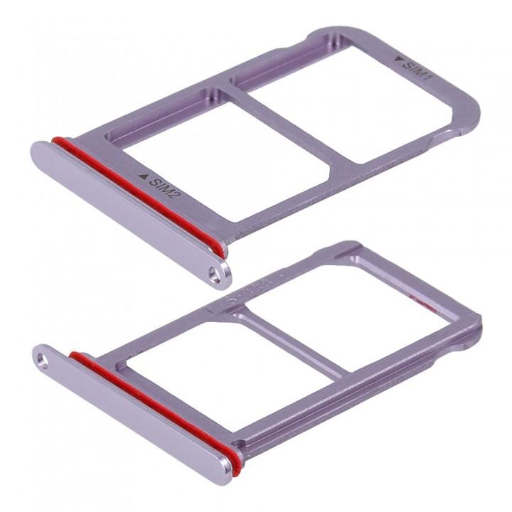 Держатель SIM-карты для Huawei P20 Pro (Twilight purple) (Original PRC)