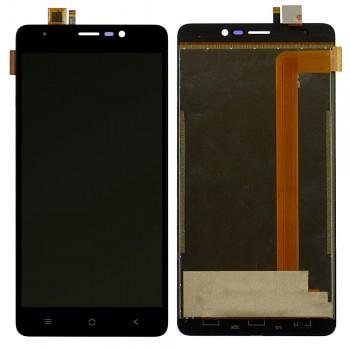 Дисплей Blackview A8 Max с тачскрином (Black)
