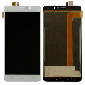 Дисплей Blackview A8 Max с тачскрином (White)