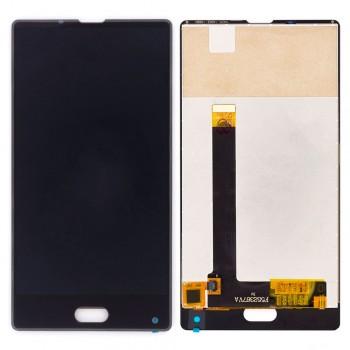 Дисплей BluBoo S1 с тачскрином (Black)
