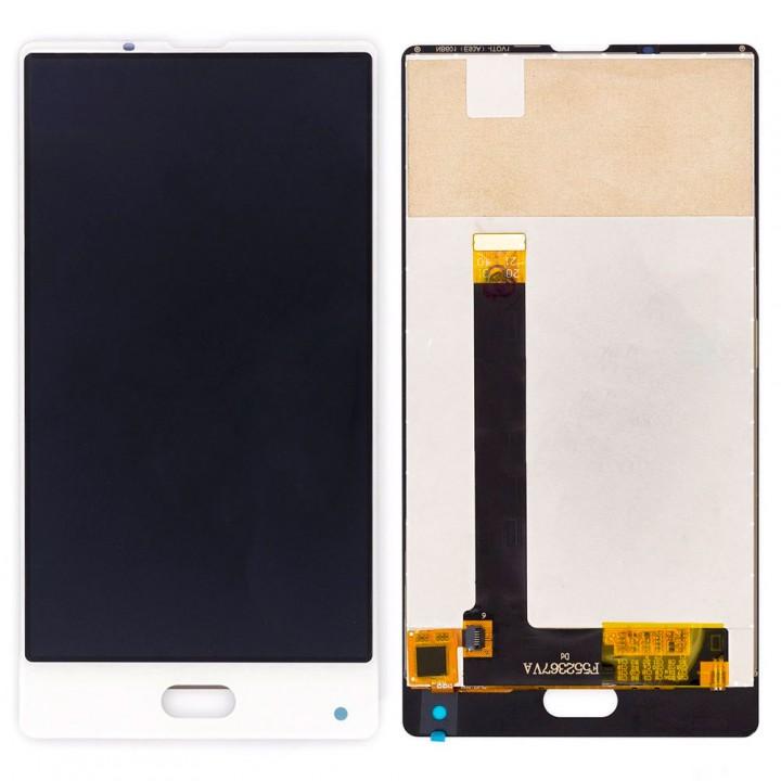 Дисплей BluBoo S1 с тачскрином (White)