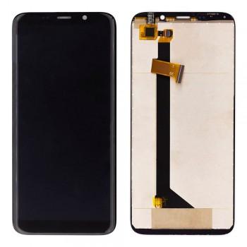 Дисплей BluBoo S8 с тачскрином (Black)