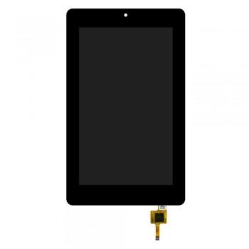 Дисплей Acer Iconia B1-730 с тачскрином (Black)