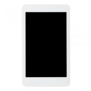 Дисплей Acer Iconia B1-750 с тачскрином (White) в рамке