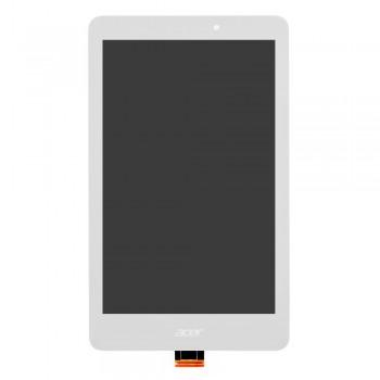 Дисплей Acer Iconia B1-810 с тачскрином (White)