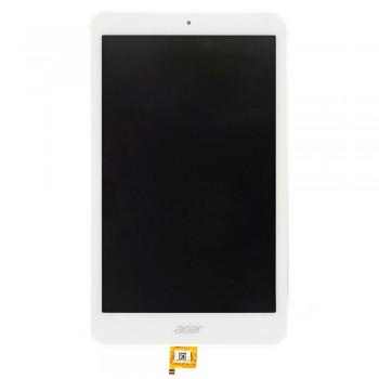 Дисплей Acer Iconia One B1-820 с тачскрином (White)