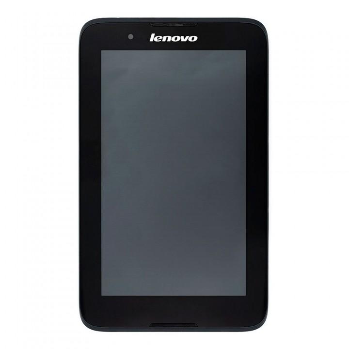 Дисплей Lenovo IdeaTab A3300 с тачскрином (Black) в рамке