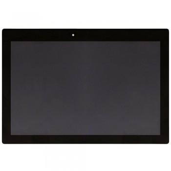 """Дисплей Lenovo Tab 3 10"""" Plus X70L с тачскрином (Black)"""