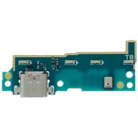 Нижняя плата Sony G3311 Xperia L1 с разъемом зарядки и микрофоном
