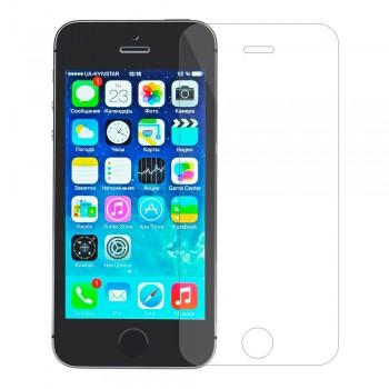 Защитное стекло Tempered Glass 2.5D для iPhone 5 / iPhone 5s / iPhone SE