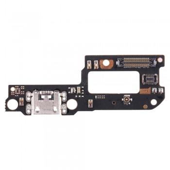 Нижняя плата Xiaomi Mi A2 Lite с разъемом зарядки и микрофоном