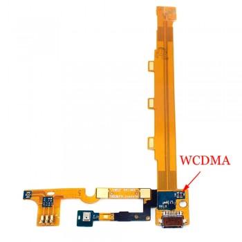 Нижняя плата Xiaomi Mi3 (WCDMA) с разъемом зарядки и микрофоном