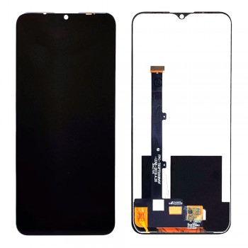 Дисплей Meizu M10 с тачскрином (Black)