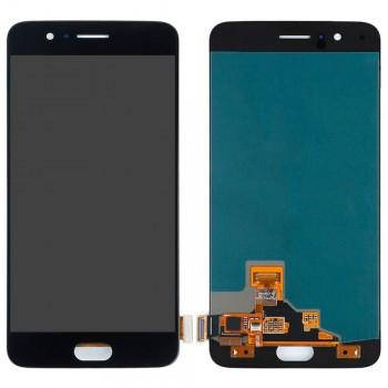 Дисплей OnePlus 5 с тачскрином (Black) OLED