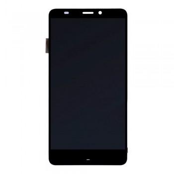 Дисплей Prestigio 5551 с тачскрином (Black)