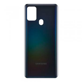 Задняя крышка для Samsung A217 Galaxy A21s (Black) Original PRC