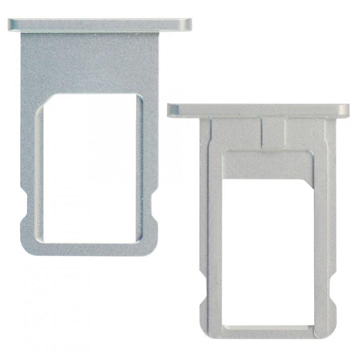 Держатель SIM-карты для Apple iPhone 6 (Silver) (Original PRC)