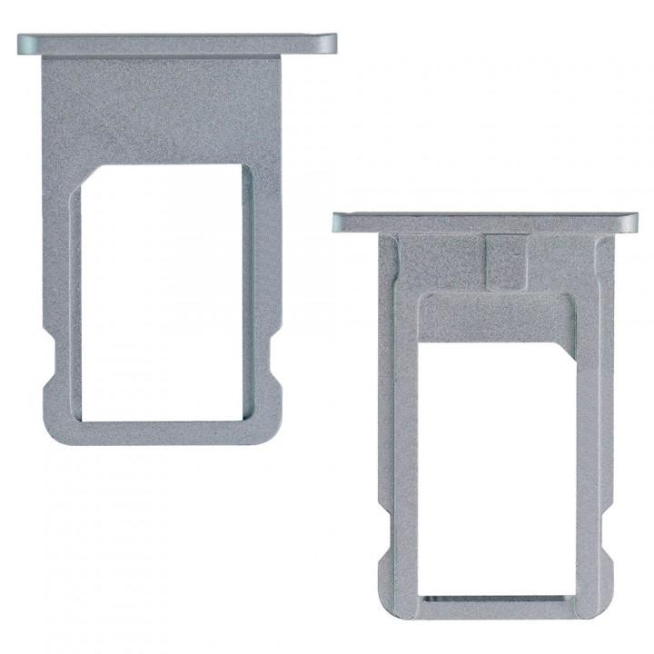 Держатель SIM-карты для Apple iPhone 6 Plus (Space grey) (Original PRC)