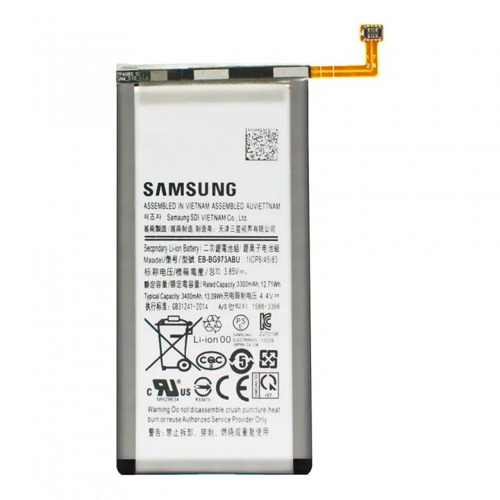 Аккумулятор EB-BG973ABU для Samsung G973 Galaxy S10 (3400 mAh)
