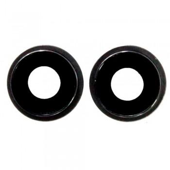 Стекло камеры для iPhone 11 (Black)