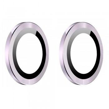Стекло камеры для iPhone 11 (Purple)
