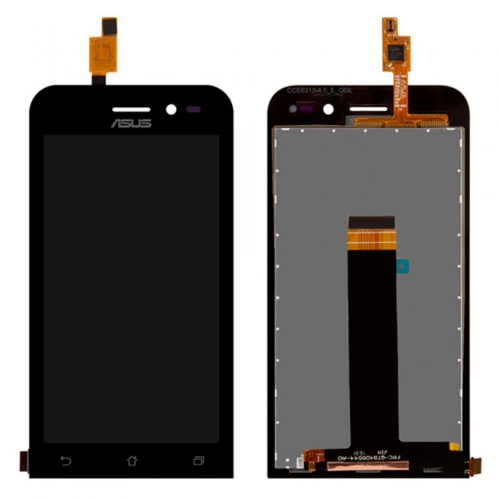 Дисплей Asus ZenFone Go (ZB452KG) с тачскрином (Black)